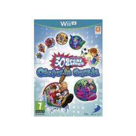 FAMILY PARTY: 30 GREAT GAMES OBS (WII U)