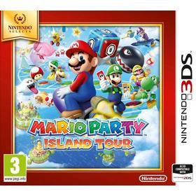 Mario Party: Island Tour Selects 3Ds