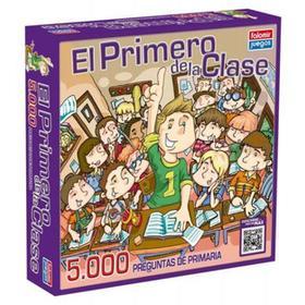 JUEGO EL PRIMERO DE LA CLASE 5000 PREGUN