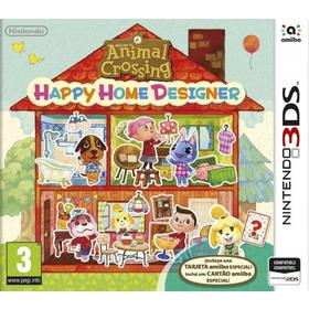 Animal Crossing: Happy Home Designe 3Ds