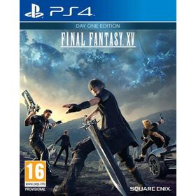 Final Fantasy XV Day One Ps4