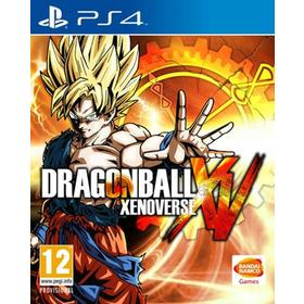 Dragon Ball Xenoverse D1 Ps4