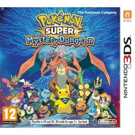 Pokemon Mundo Megamisterioso 3Ds