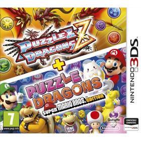 Puzzle & Dragons: Super Mario Bros 3Ds