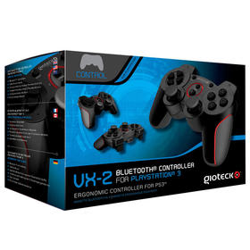 Mando Control Wireless VX2 Gioteck Ps3