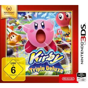 Kirby Triple Deluxe Selects 3Ds