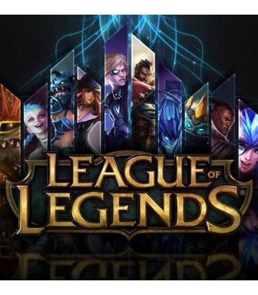 RECARGA LEAGUE OF LEGENDS